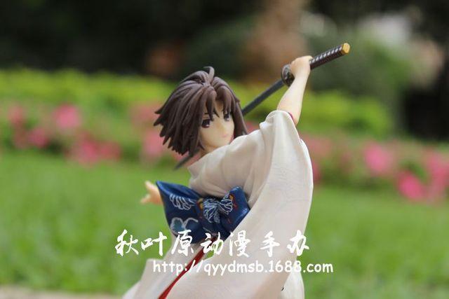 20cm Kara No Kyoukai Sinners Ryougi Shiki 1/8 Scale Action Figures PVC brinquedos Collection Figures toys for christmas gift
