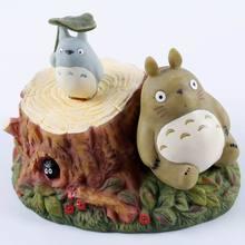 купить Hayao miyazaki series My neighbor totoro sit stump Music box онлайн