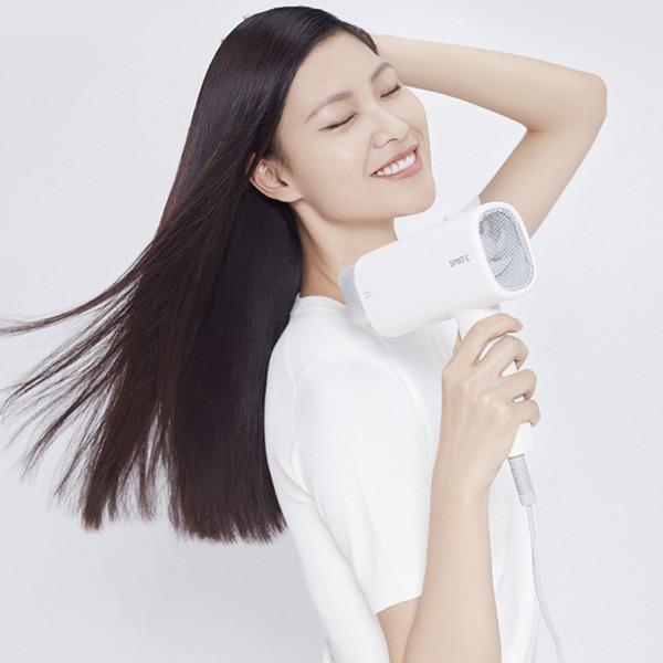 SH-A161 Design minimaliste pliant Portable Ion négatif sèche-cheveux de Xiaomi youpin, sèche-cheveux