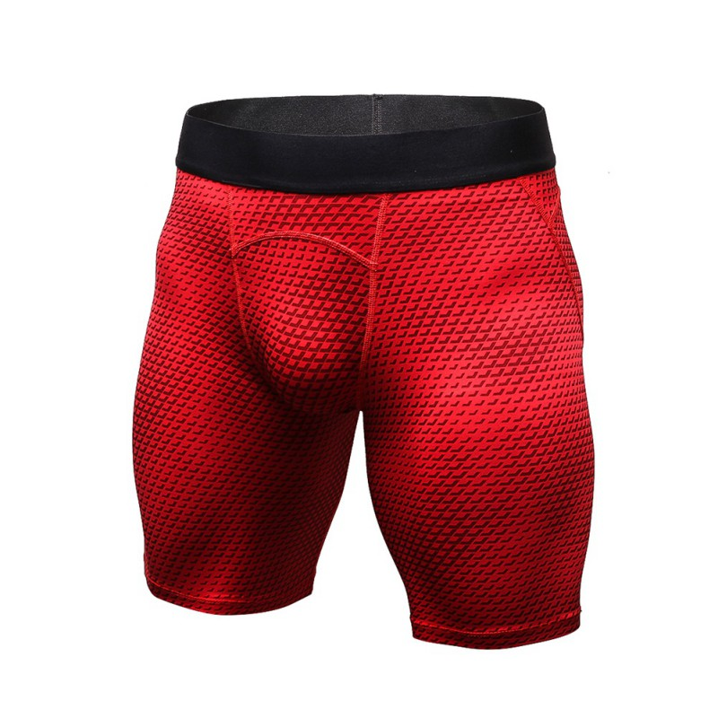 Shorts Running-Tights Men Comfortable Soft Quick-Dry Male Summer