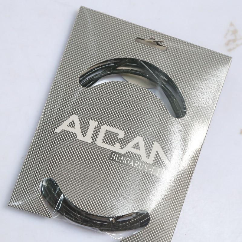AICAN Superlight Bungarus SHIFT DERAILLEUR Housing set Nokon I-Link SILVER\GOLD