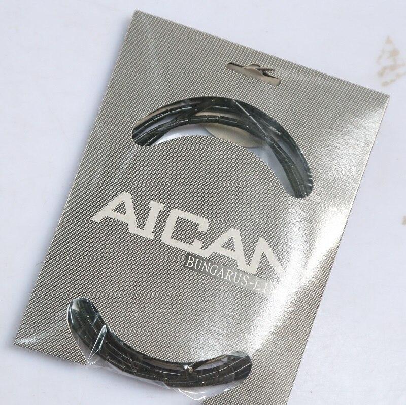 Kit de boîtier de dérailleur/câble de frein AICAN Superlight Bungarus i-link, noir