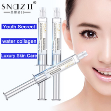 Micro Essence Protein Water Collagen Face Serum Anit Aging Whitening Firming Skin Care Repair Cream Youth Lotion 10ML