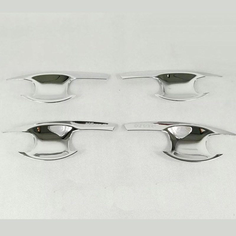 Бесплатная доставка Высокое качество ABS Chrome Дверные ручки защиты дверные ручки чаши Крышка для 2016 Honda Civic