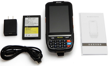 PDA NFC RFID Free SDK Android Mobile Thermal Printer