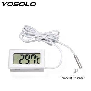YOSOLO LCD Display Temperature