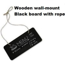 rope doorplate Message board