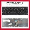 G500 ee.uu. teclado del ordenador portátil para lenovo g500 g505 g510 g700 con marco negro y teclado numérico del teclado del cuaderno