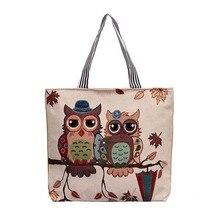 Amorvivi женская сумка на плечо, Большая вместительная Холщовая Сумка на плечо, модная хозяйственная сумка с рисунком