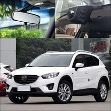HD 1080P 1920*1080 car DVR camera wifi Hidden installation car dvr car video recorder high definition dvr For Mazda CX-5