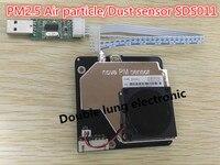 5PCS LOT PM2 5 Air Particle Dust Sensor Laser Inside Digital Output Module Air Purifier