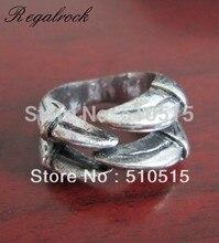 Regalrock Steampunk Claw Talon Ring