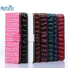 Mefans two-in-one Stone pattern flip wallet leather for iphone 7 plus case