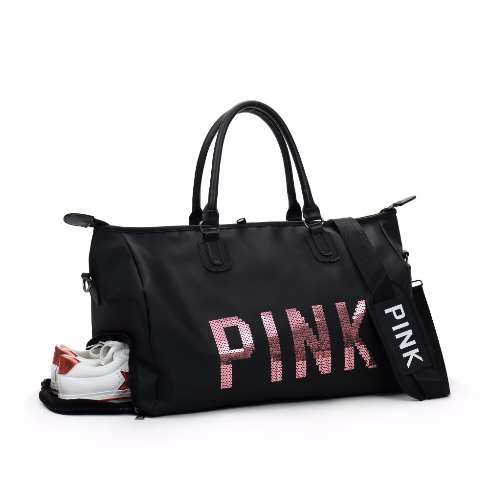 Travel Luggage Duffle Bag Lightweight Portable Handbag Sports Timing Large Capacity Waterproof Foldable Storage Tote