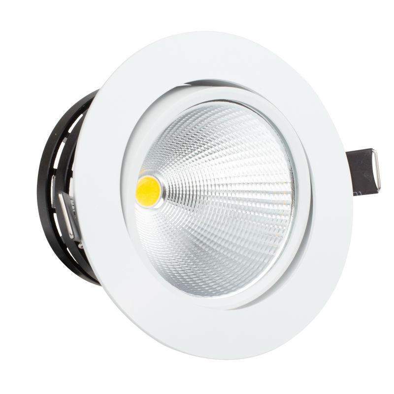 led downlights 3W5W7W10W cob lamp 3000K4000K6000K warmwit naturewhite - LED-Verlichting