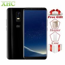 THL рыцарь 2 4G B + 6 4G B Face ID смартфон 7,0 дюймов Android 6,0 mtk6750 восемь ядер OTG Dual SIM беспроводной заряд 4G LTE мобильный телефон