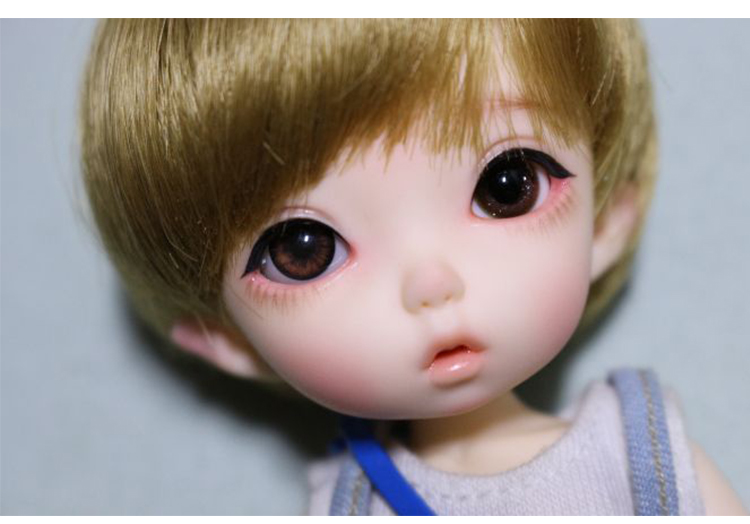 stenzhorn(stenzhorn)Nanuri doll sd bjd jenny 1/8 combined doll resin kit model baby rebirth childres toys family toy store resin assembly kits 1 9 200mm police girl 200mm unpainted kit resin model free shipping