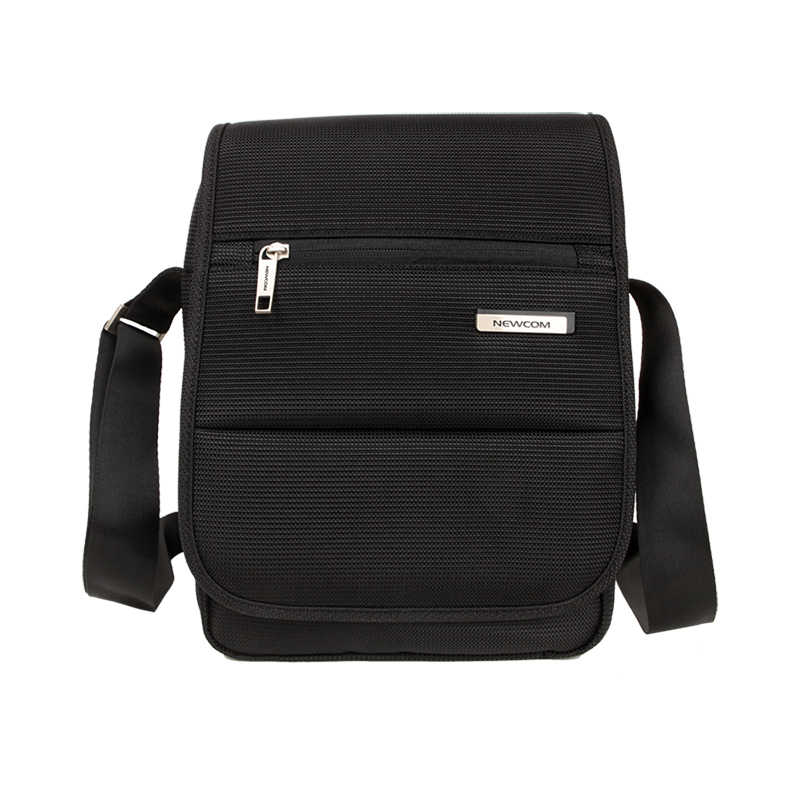 NEWCOM деловая сумка Мужская Унисекс классическая через плечо для мужчин