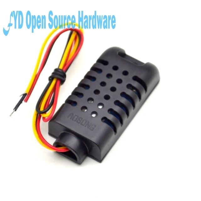 1 stks DHT21 AM2301 capacitieve digitale temperatuur en vochtigheid sensor vervanging SHT10 SHT11