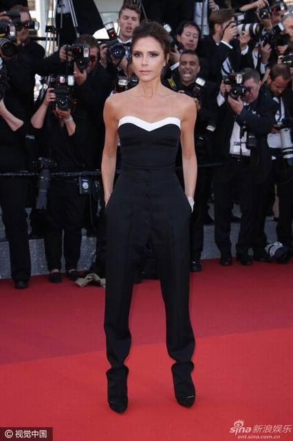 Top Grado de la Nueva Del Diseñador Británico Pantalón Mono de La Manera de Las Mujeres 2016 Señoras Del Verano Sin Tirantes Botón Frontal Bolsillo Parche Sexy Buzos