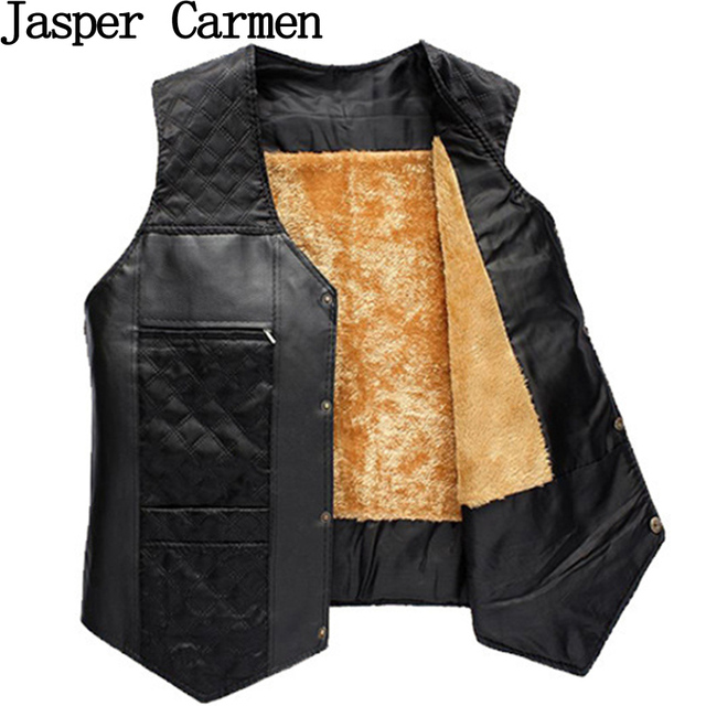 Free shipping 2017 High quality Winter New winter Men's  COTTON VEST,Fashion Coat Outerwear Warm Vest 11.5
