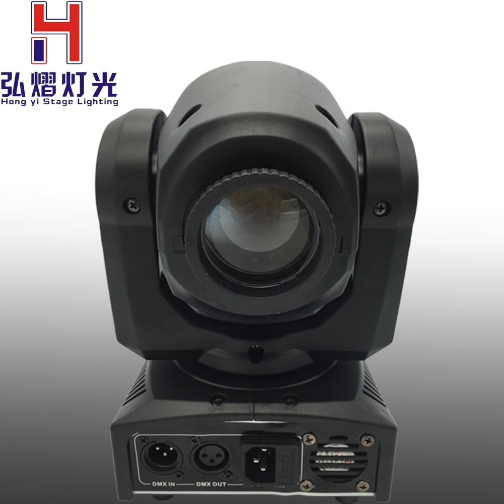 (1 pieces/lot) led mini moving head 30W sport light with 8 gobos lights moving di lighting effect effect sport дсб т45 бп45
