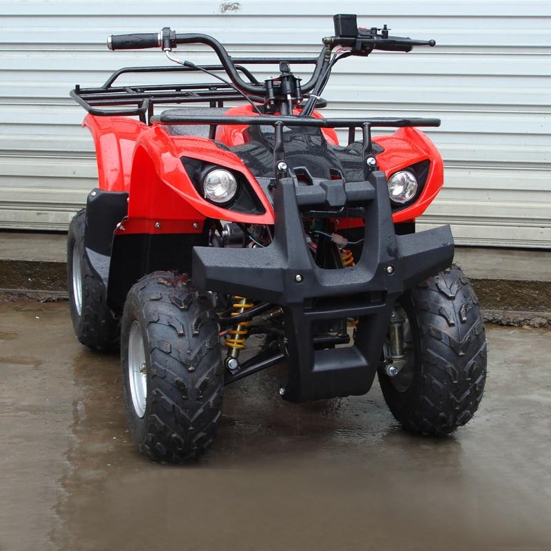 Atv All Terrain Vehicle Small Bull Atv 125cc Motorcycle