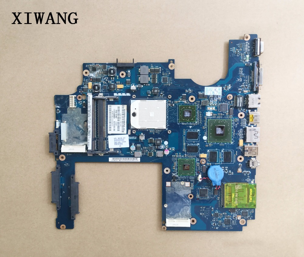 Free Shipping For HP DV7 DV7-1000 Laptop Motherboard MainBoard 506123-001 JBK00 LA-4093P DDR2 HD 3650 512MB Full Tested цена