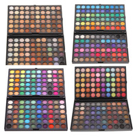 120 Color Fashion Eye Shadow Palette Cosmetics Eye Make Up Tool Makeup Eye Shadow Palette Eyeshadow