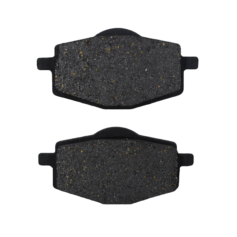 Motorcycle Parts Front Brake Pads For YAMAHA XT350 XT 350 XT225 225 YTZ250 YBR125 YTZ XTZ660E 660E Motor Brake Disk# FA101 motorcycle parts copper based sintered motor front