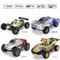 Wltoys a959-b a969-b a979-b k929-b 540 cepillado motor 2.4 ghz 2CH 1:18 Escala 4WD 70 KM/H de Alta Velocidad RC Racing Car-RTR
