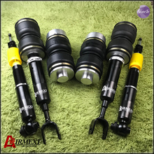 AIRMEXT Air suspension kit /For A6C6 2014~2011/ coilover +air spring assembly /Auto parts/chasis adjuster/ air spring/pneumatic
