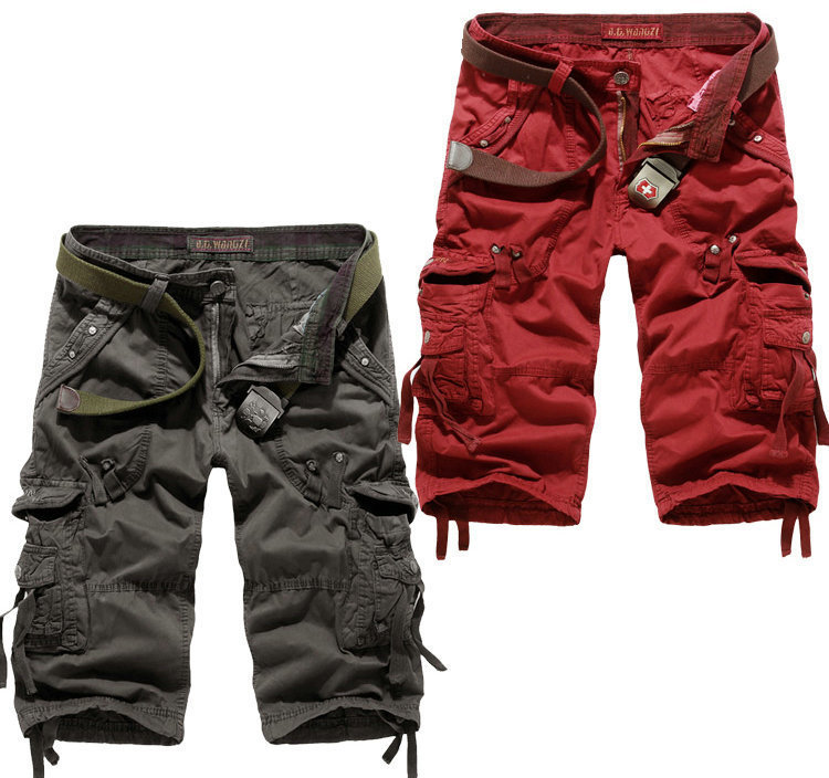 Popular Mens Cargo Shorts Camo-Buy Cheap Mens Cargo Shorts Camo ...