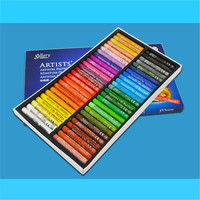Oil Pastels Set For Student Stationery School Drawing Pen Supplies 50 Colors