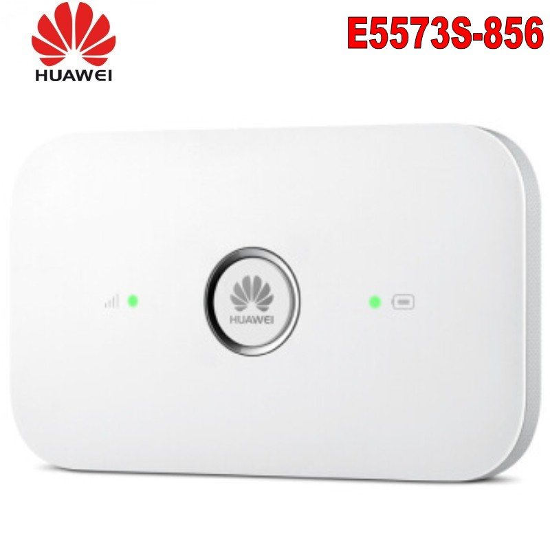 US $48.0 |Unlocked Huawei E5573S 856 e5573 Dongle Wifi Router Mobile Hotspot Wireless 4G LTE Fdd Band Portable Router +2pcs antenna|3G4G Routers|