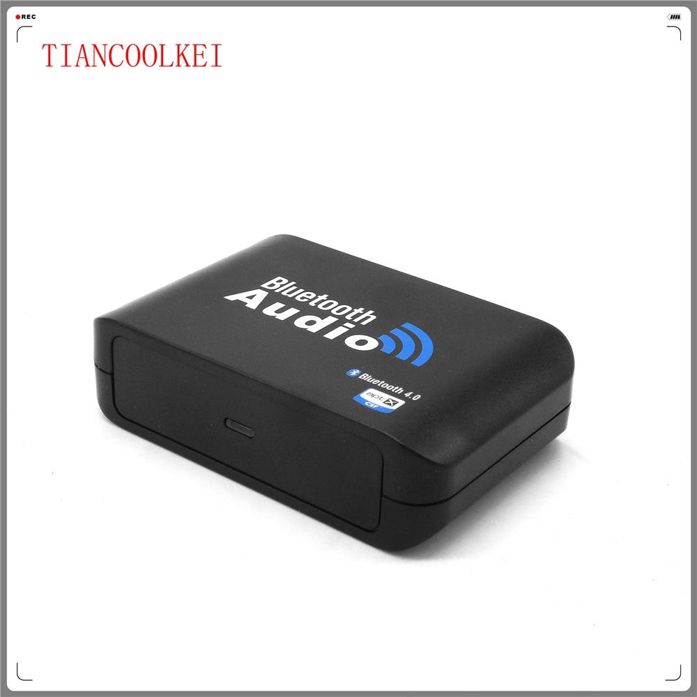 Y63 transmetteur Bluetooth 4.0 récepteur Audio musique Non destructrice adaptateur Bluetooth APTX prise en charge A2DP/IPOT en utilisant la dernière