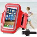 """7 cores do esporte de corrida braço saco do telefone bolsa capa para iphone 6 s plus braço banda case para huawei p8 p9 lite honor 7 5x 5c g8 5.5"""""""