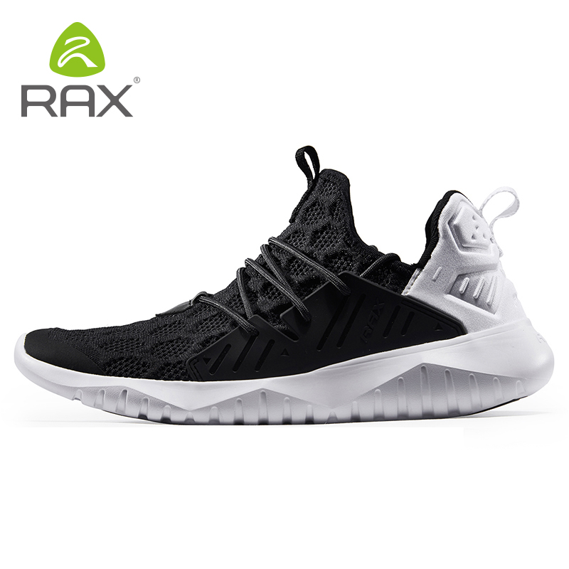 RAX 2019 New Spring Summer Outdoor Running Shoes Men Sports Sneakers For Male Breathable Gym Running Shoes Boy Tourism Shoes