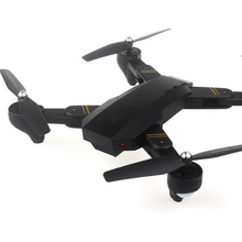 Folding 4 Axis RC FPV Wifi Set Height 0.3MP Camera Drone Helicopter Aaircraft