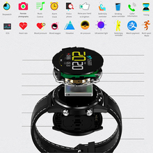 mens smart watch S08 IP68 waterproof fitness tracker heart rate monitor Smartwatch for women android IOS phone