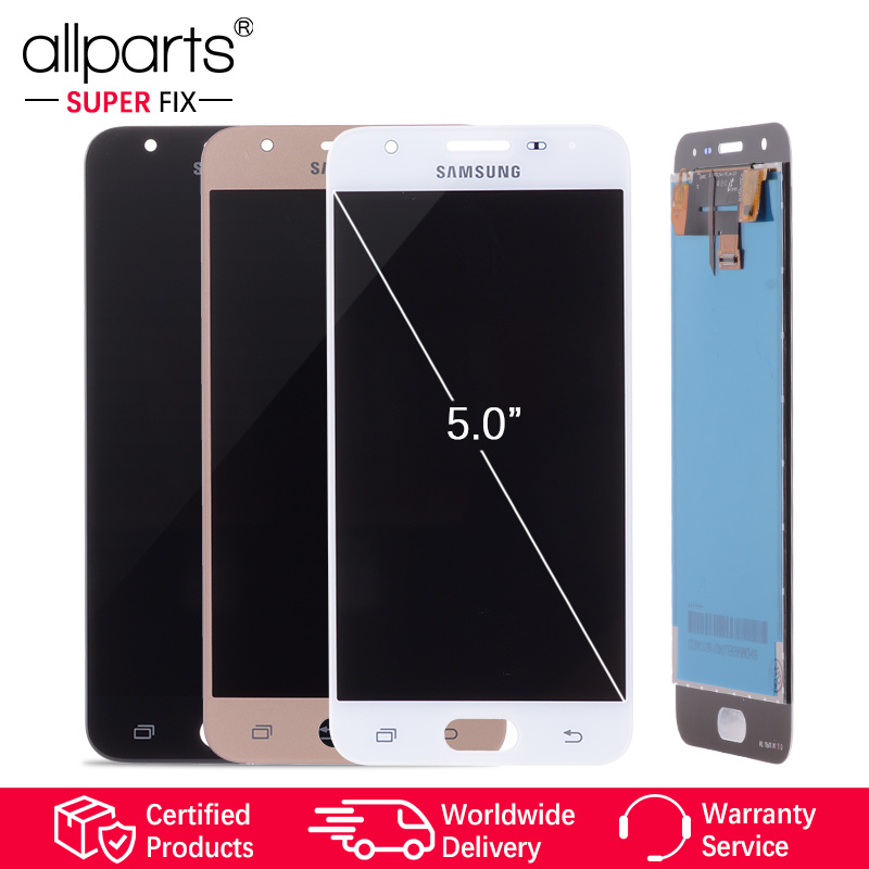 2 GB/3 GB RAM 5,0 ''Original Display für SAMSUNG J5 Prime LCD Touch Screen für SAMSUNG Galaxy j5 Prime 2017 Display G570 SM-G570F