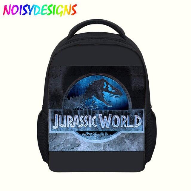 Backpack School Kids Boy Girl Jurassic World Backpack Small