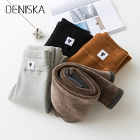 Deniskaホット2017新しいファッション女性の秋と冬高弾