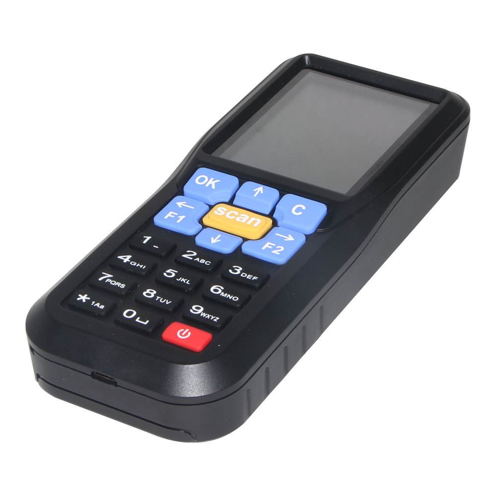 Wireless Mini Daten Collector Handheld Barcode Scanner Laser Bar Code Reader für POS-Terminal Inventar RD-C6