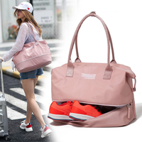 Carry on Luggage Travel Bag Bags Nylon Duffle Dry Wet Women Handbag Weekend Portable Men Tote Traveling Bags For Ladies XA713WB