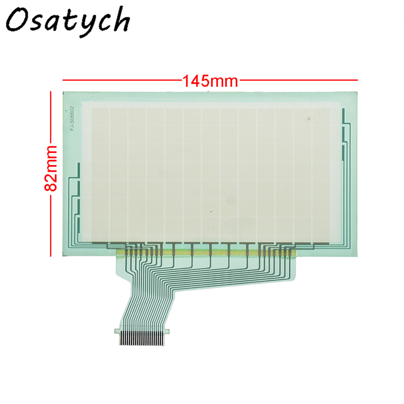 New 1PCS For Omron NS8-TV10B-V1 Touch Screen Glass