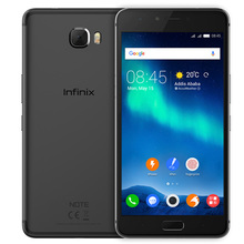 Infinix Note 4 Pro ( X571 ) 4G Phone Global Version 5.7 Inch Android Octa Core 3GB 32GB 13.0MP Rear Camera Touch Sensor Phone
