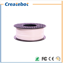 3D Printer material White color ABS filament 1.75mm 3mm Plastic Filament 1KG 2.2LB 3D Printer Parts Filament