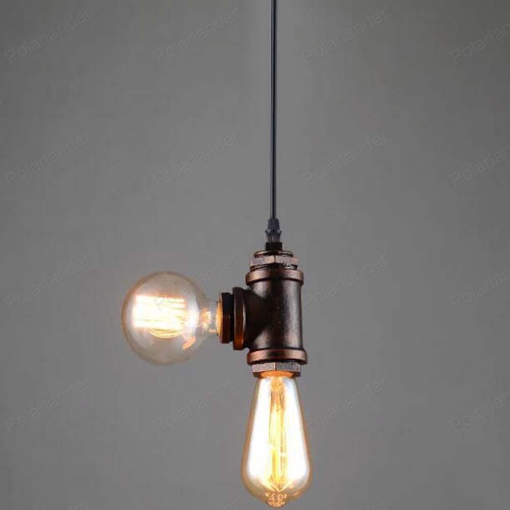 Fabriquer Une Lampe Style Industriel rétro nostalgie industrielle style personnalité fabrication