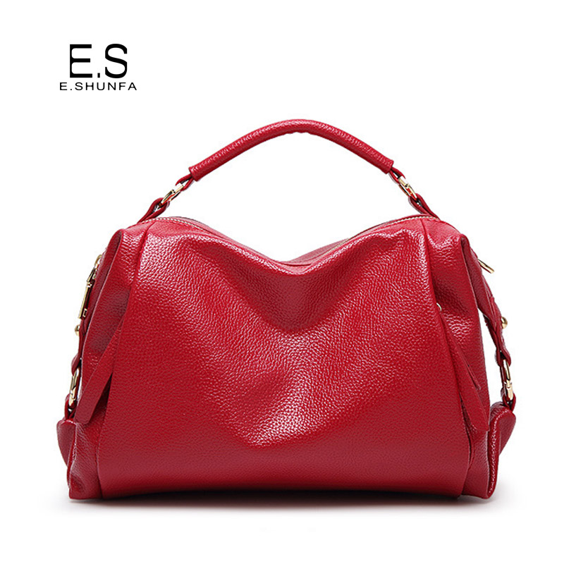 Woman Shoulder Bag 2018 Fashion Causal PU Leather Handbag Tote Bag Large Capacity Soft Zipper High Quality Women Shoulder Bags new arrival women handbag fashion pu leather women big shoulder bags zipper soft ladies bag high quality valentine tote bag